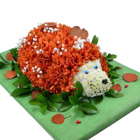 Bouquet Small hedgehog