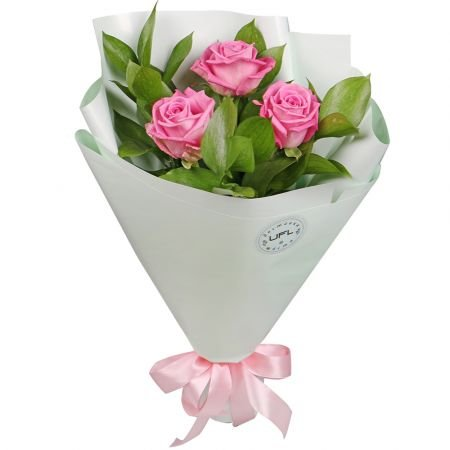 Bouquet Spring promo! 3 roses