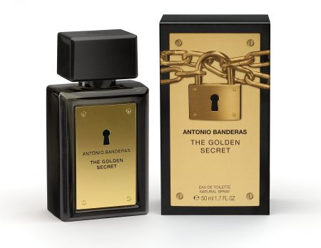 Product Antonio Banderas The Golden Secret 50ml