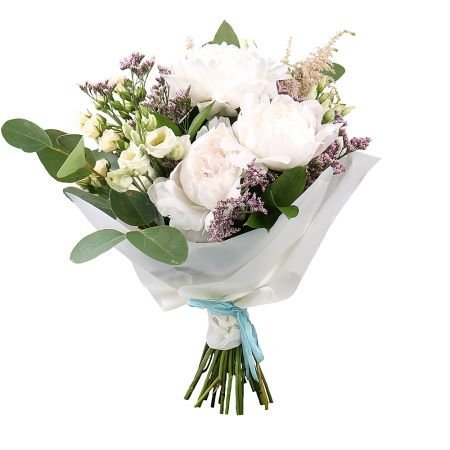 Bouquet White cloud