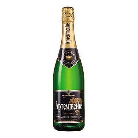 Product White champagne Artemovskoye