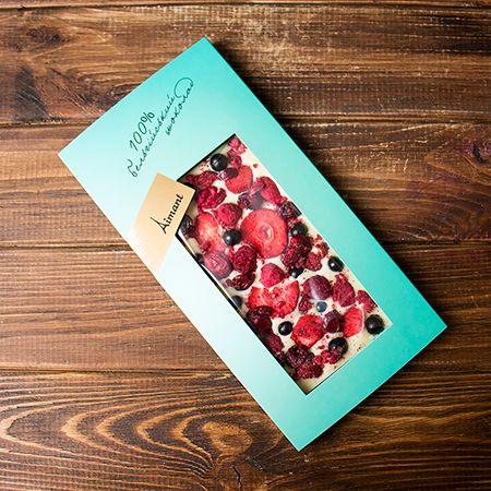 Product White belgian chocolate «Summer taste»