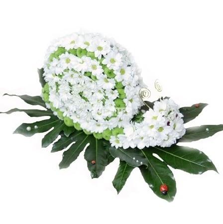 Bouquet Big snail