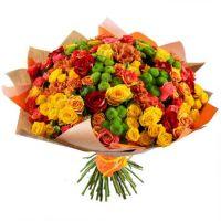Bouquet Big bouquet of flowers