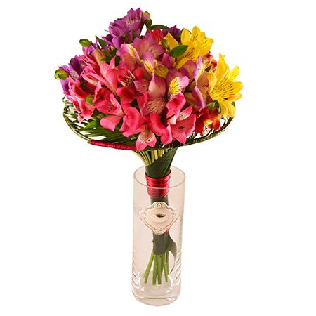 Bouquet Brazilian lily