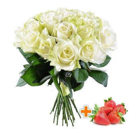 Bouquet Diamond  + strawberry