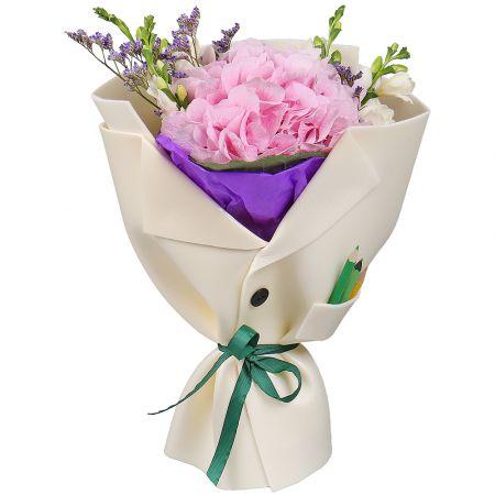 Bouquet Bouquet for a former