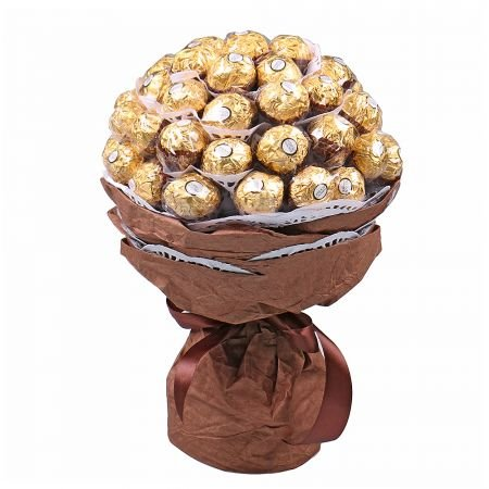 Product Candy bouquet Gold