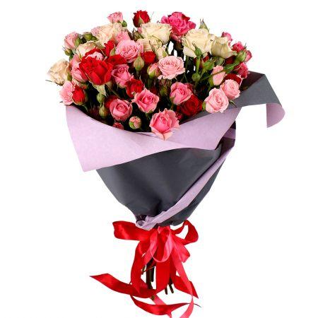Bouquet Perfection rose