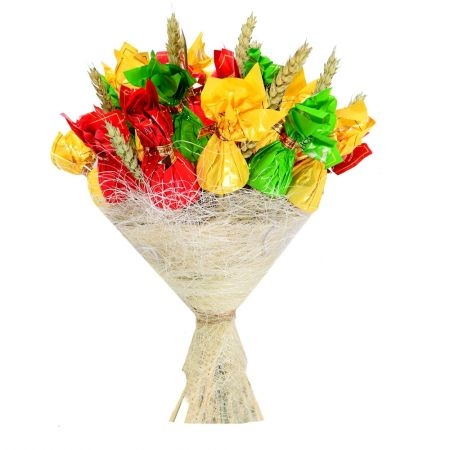 Bouquet Candy-flowers