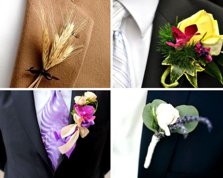 Product Boutonniere