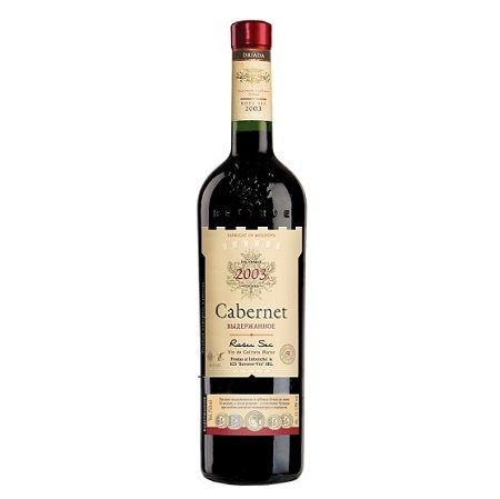 Product Bottle of red wine