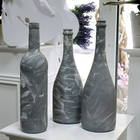 Product Bottles decorated