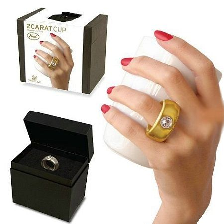 Product Ring Cup (Swarovsky crystal)