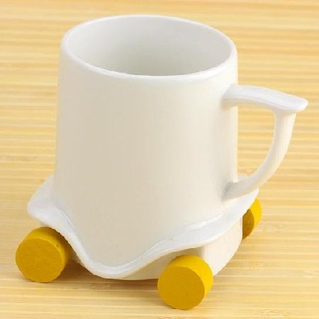 Product Cup on Wheels