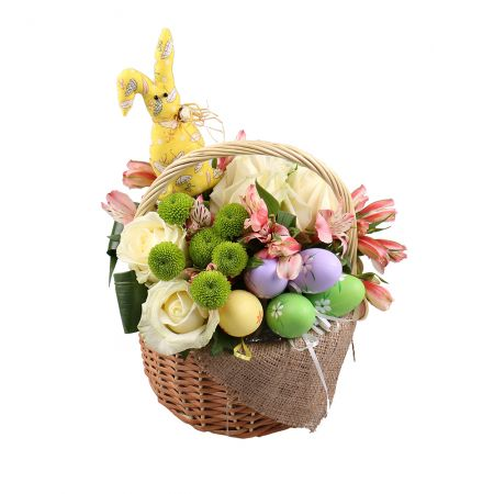 Bouquet Gifts of the season + Free toy