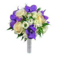 Bouquet Blue-eyed beauty