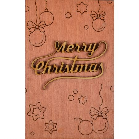 Product Wooden card #11