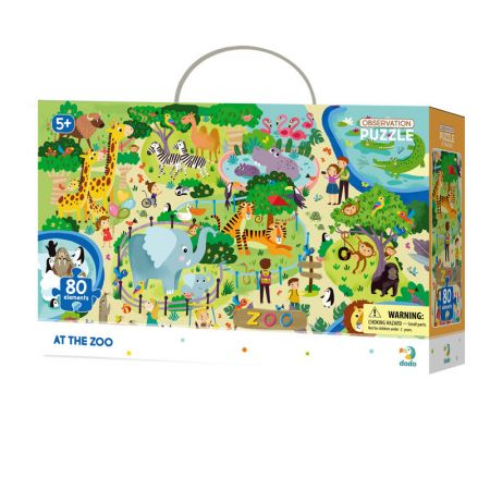 Product Kid puzzle ZOO
