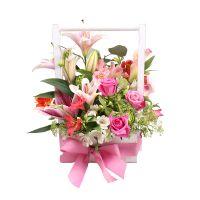 Bouquet  Феерия розового