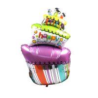 Foil balloon «Happy Birthday»