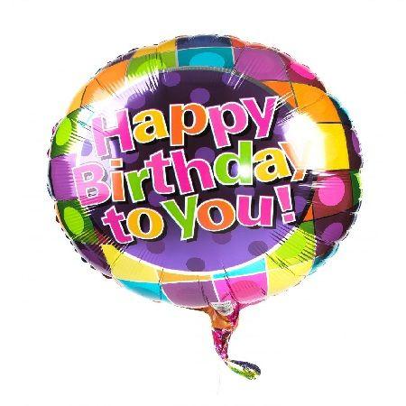 Product Balloon Happy Birthday