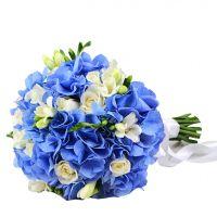 Bouquet The blue sky