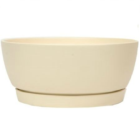Order planar cream pot saucer in the online store. Delivery!