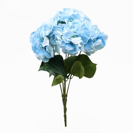 Artificial hydrangea blue | order artificial flowers on our site