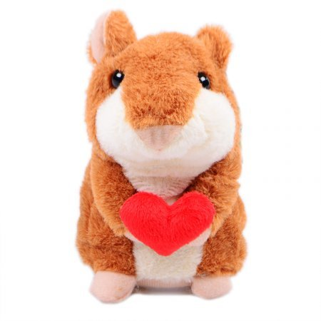 Product Talking hamster with a heart