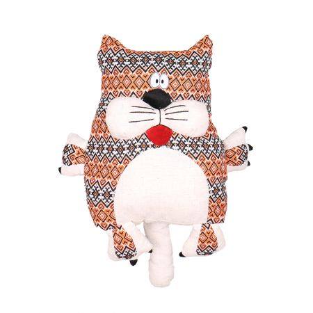 Buy soft cushion in a form of a cat in our online shop. Delivery!