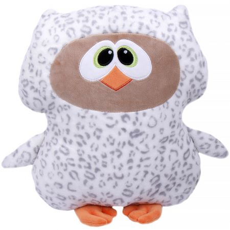 Buy in the online store soft cushion in a form of a owl. Delivery!
