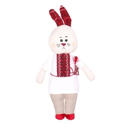 Toy Bunny   the patriotic gift