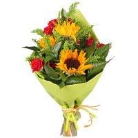Bouquet Hot summer
