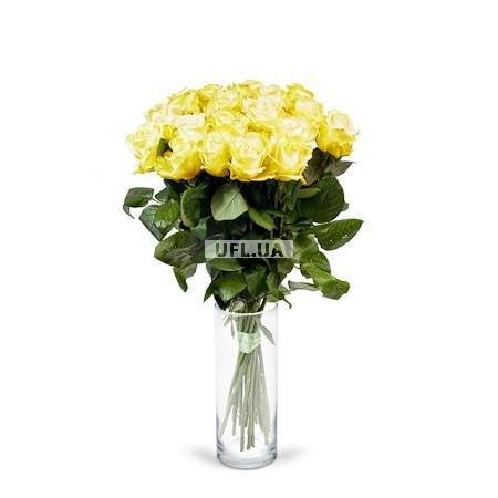 Bouquet Yellow rose 50cm