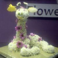 Bouquet Giraffe