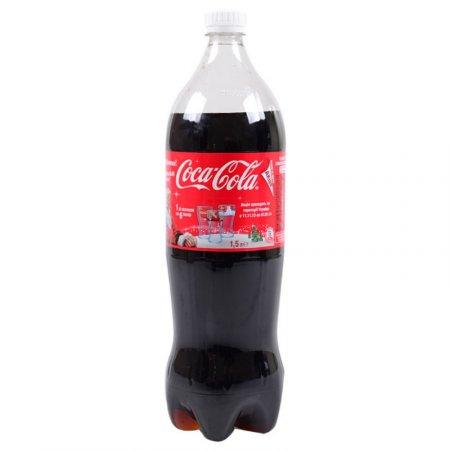 Product Кока-Кола 1,5 л
