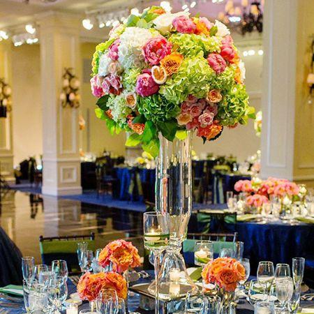 Bouquet Table arrangement (10)