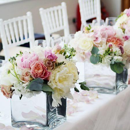 Bouquet Table arrangement (11)