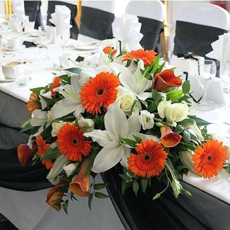 Bouquet Table arrangement (14)