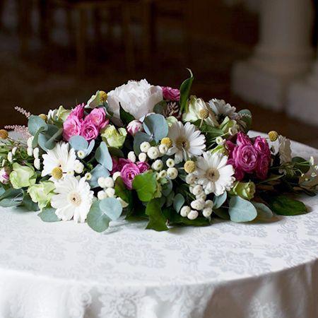 Bouquet Table arrangement (7)