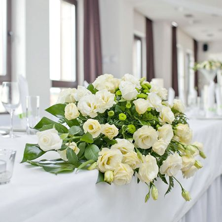 Bouquet Table arrangement (9)