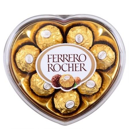 Product Candy Ferrero Heart