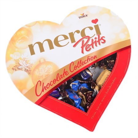 Product Candy Merci Heart