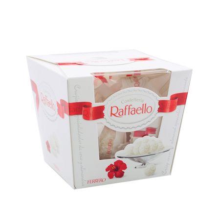 Product Raffaello candies as a gift