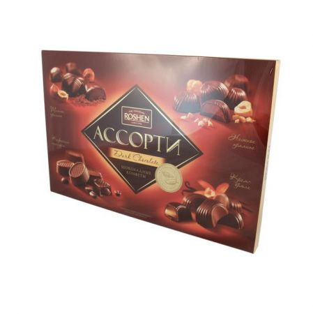 Buy yummy candies Assorted Roshen with delivery to any city in Ukraine and worldwide