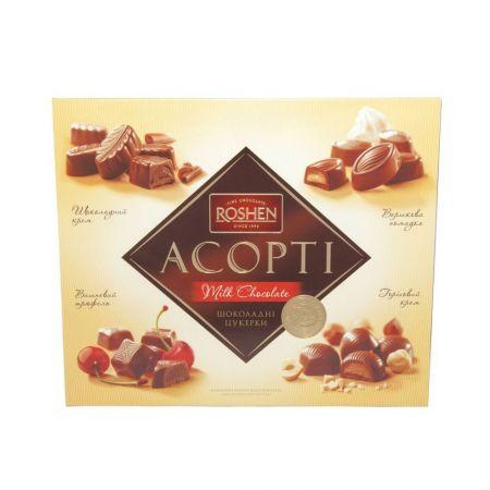 Product Assorted Candies Roshen (milk chocolate, 406g)