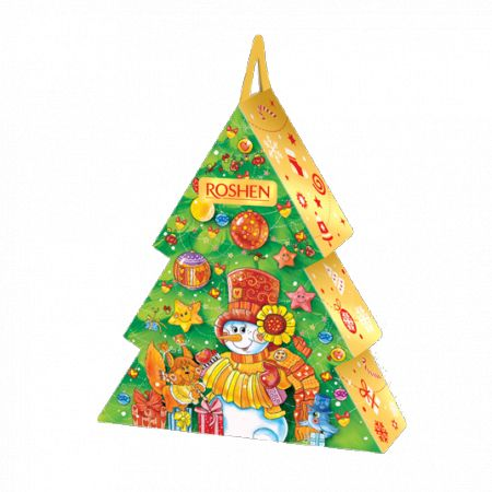 Buy Candy Set - New Year Tree with the same day delivery