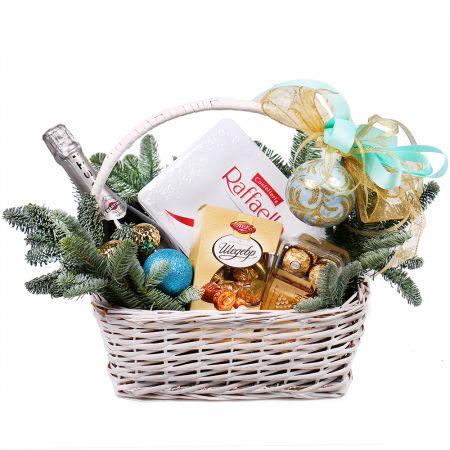 Product Basket: Elegant greeting