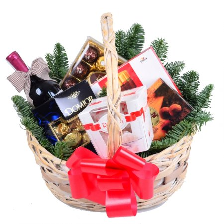 Product New Year basket 4